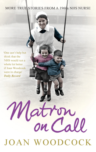 Matron on Call, Front cover image