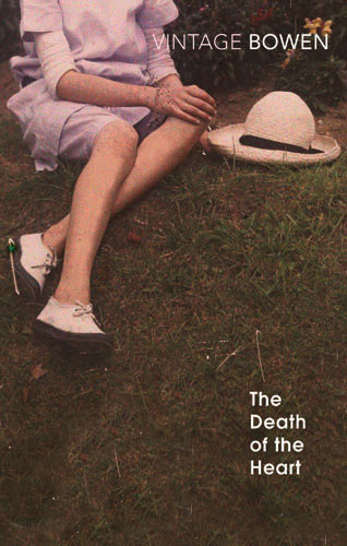 The Death of the Heart, front cover image