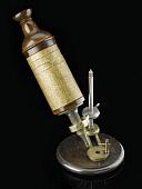 Anton van Leeuwenhoek - History of the compound microscope